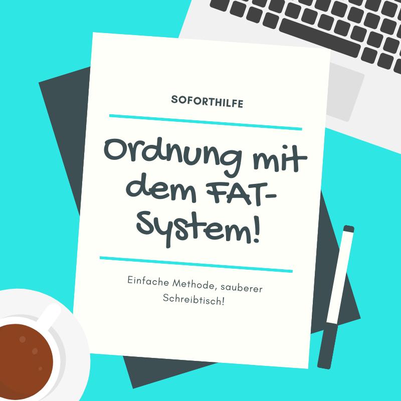 FAT-System Ordnung
